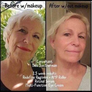 Rodan And Fields Makeup Rodan Fields Redefine Regimen Poshmark